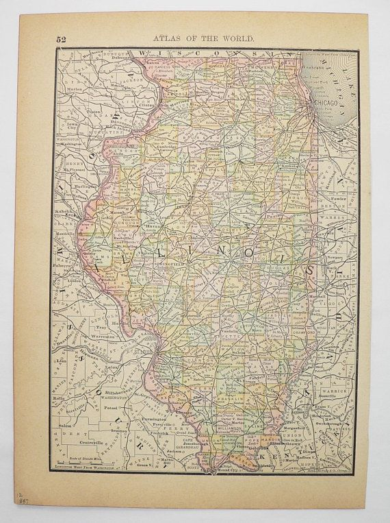 Antique 1887 Illinois Map, Idaho State Map, Illinois Gift for Couple on nh us map, nc us map, state us map, name us map, time us map, ne us map, iq us map, or us map, lv us map, split us map, ks us map, se us map, pacific northwest region us map, wi us map, wv us map, va us map, ny us map, az us map, ma us map,