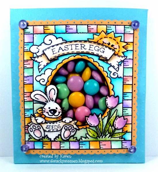 Egg seeds! Adorable!: Easter Bonnets, Easter Card, Seeds Packets, Cards East, Seasons Inspiration Holidays, Easter Eggs, Card East, Eggs Seeds, Papercraft Easter