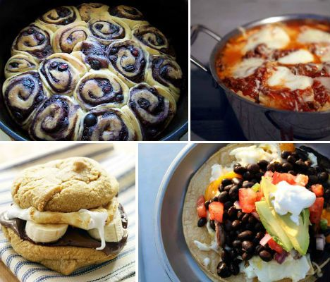 15 Delicious Camping Recipes For Outdoor Gourmands