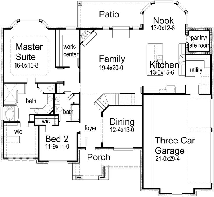 Texas House Plans Over 700 Proven Home Designs: 1000+ Images About House Plans Fave On Pinterest