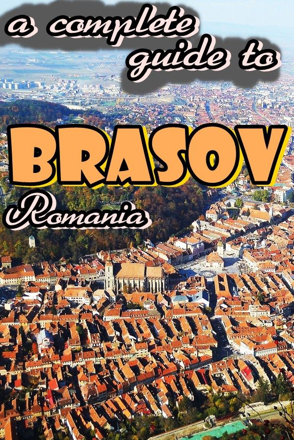 A complete guide to Brasov, Romania       Brasov was founded by the Teutonic Knights in 1211, so it can easily be considered an old settlement. Fortunately, we can still enjoy the medieval architecture, which is very well preserved even nowadays. Narrow cobblestone streets, colorful little house and charming red roofs, all these elements harmoniously combine the charm of Brasov.