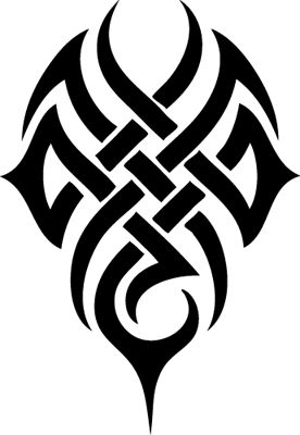 Hawaiian Tribal Tattoo Designs | ... tribal tattoos tribal tattoos in combination with dragon designs