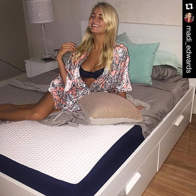 #Repost @madi_edwards ・・・ Can't wait for another heavenly sleep on this @onebedsleep mattress  #onebed#onebedsleep#bedinabox#mattress#bed#sleep#bedtime#snychronizedsleep#shoponline#freeshippingaustraliawide