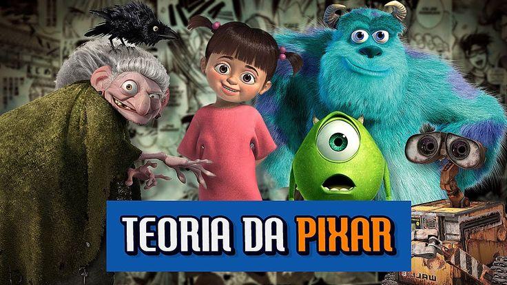 Você conhece as teorias da Pixar?