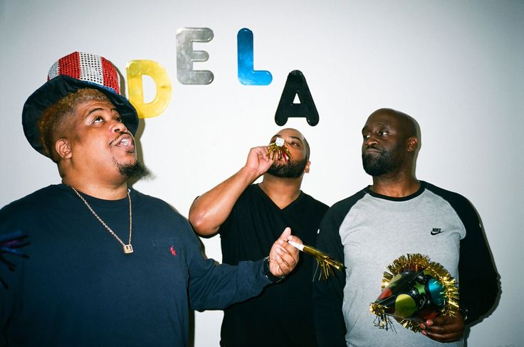 """De La Soul zaprezentowali utwór """"Trainwreck"""" zapowiadający nadchodzący album """"and the Anonymous Nobody"""", którego premiera odbędzie się w sierpniu 2016 r."""