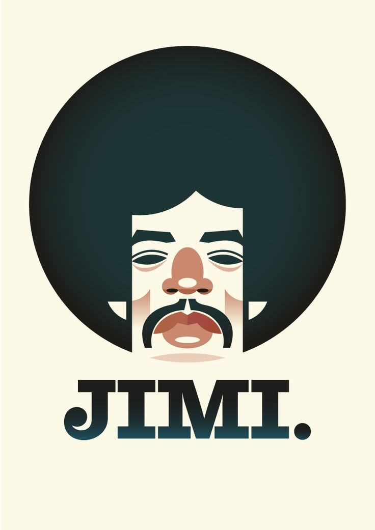 Stanley Chow Illustration: Art Graphic Design Typography, Jimi Hendrix, Arty Illustrations, Stanley Chow Illustration, The Print Shop, Music Posters, Music Art, Art Illustration