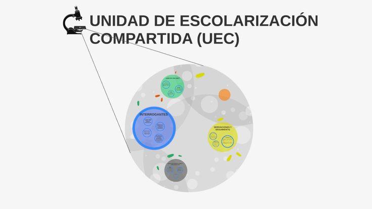 UEC: Unidad de Escolarización Compartida