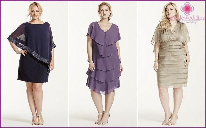 Cosa indossare sul matrimonio di una figlia madre - suggerimenti su come scegliere uno stile, modello e colore del vestito