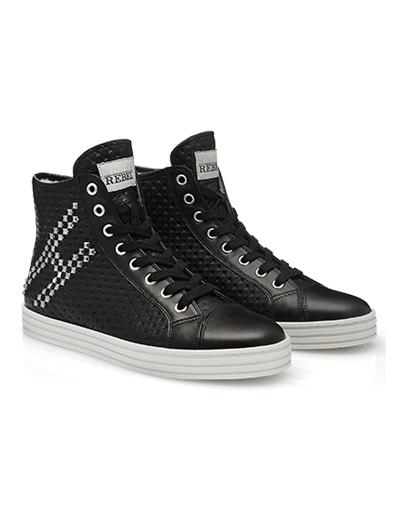 REBEL Leather Sneakers Spring/summer Hogan D4CAPlwHjp