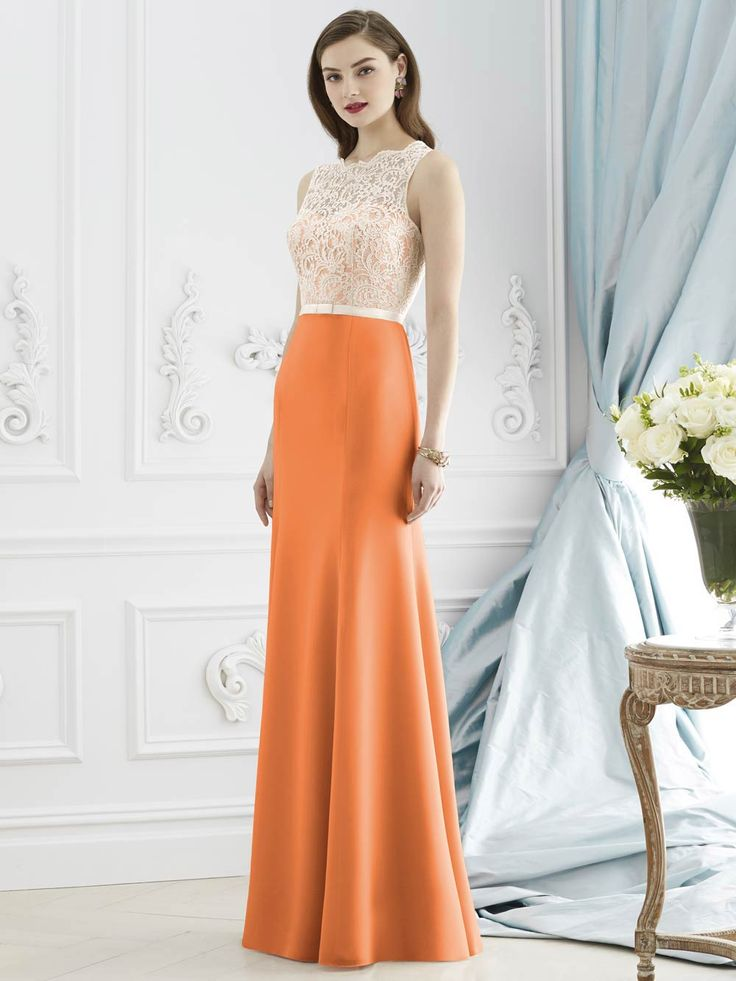 Best 25+ Orange bridesmaid dresses ideas on Pinterest