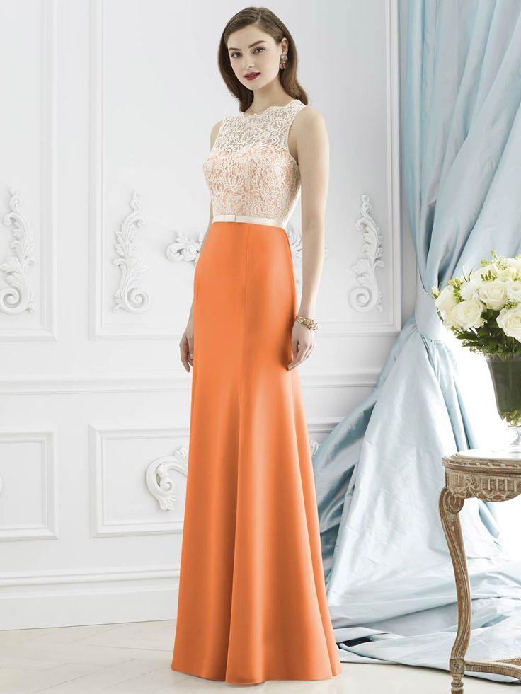 Best 25+ Orange bridesmaid dresses ideas on Pinterest