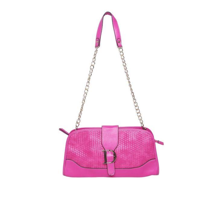 Checkered Weave Sling Bag http://goo.gl/POC6e0