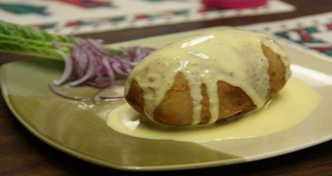 Cocina de la Abuela: papas rellenas con queso - Sabrosía