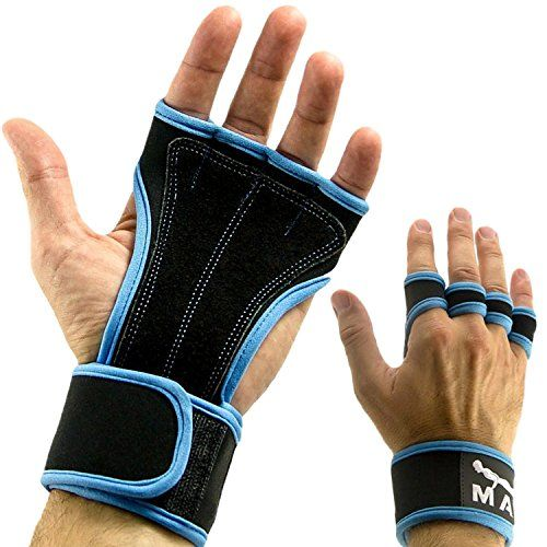 Cross Training Gloves with Wrist Support for WODsGym WorkoutWeightlifting  FitnessExtra Padding to avoid CallusesSuits both Men  WomenThe Best Weight Lifting Gloves for a Strong GripMavaSports * Visit the image link more details.