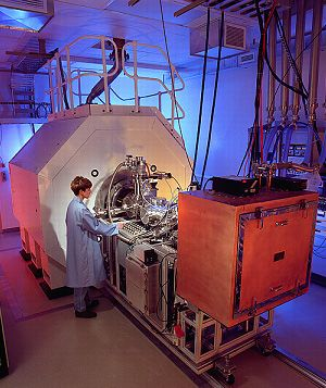 11.5 Tesla Fourier transform ion cyclotron resonance mass spectormeter