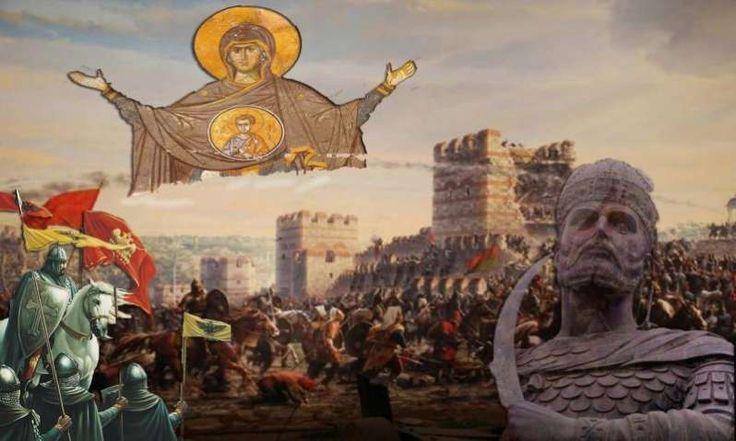 Η ΜΟΝΑΞΙΑ ΤΗΣ ΑΛΗΘΕΙΑΣ: 29η Μαΐου 1453- Η πραγματική προδοσία