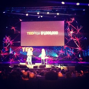 @a_verghese announcing the new #TED Prize