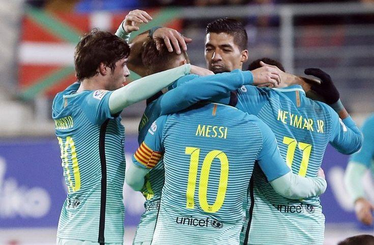 Trio MSN Kembali Subur, Barcelona Cukur Eibar 4-0 -  https://www.football5star.com/berita/trio-msn-kembali-subur-barcelona-cukur-eibar-4-0/102540/