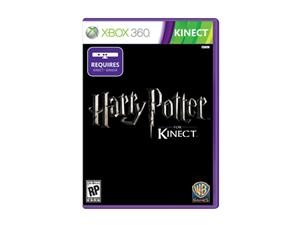 Harry Potter for Kinect Xbox 360 Game Warner Bros. Studios