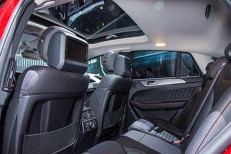 2016 Mercedes-Benz GLE Coupe - interior 1   MERCEDES-BENZ ...