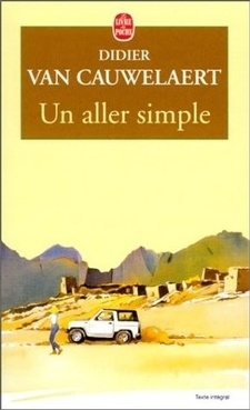 Didier Van Cawelaert, Un aller simple: Engrossing, often laugh-out-loud funny tale about loss and letting go