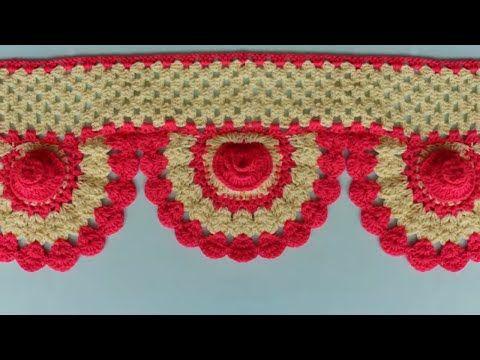 Beautiful WOW !! Door Hanging Toran Making at Home   Woolen