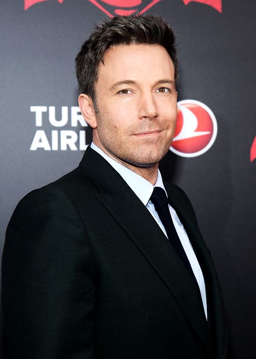 dcfilms:  Ben Affleck attends 'Batman V Superman: Dawn of Justice' New York premiere at Radio City Music Hall on March 20, 2016 in New York City.