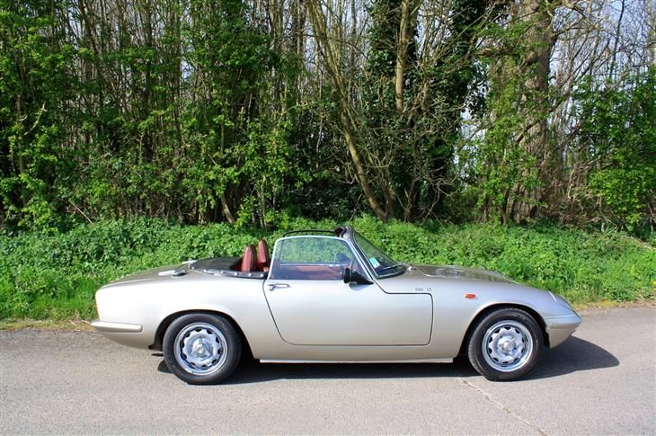 Classic Lotus Elan S3/SE, DHC, L.H.D. 1967. Stunning ex... for sale - Classic & Sports Car (Ref Canterbury)