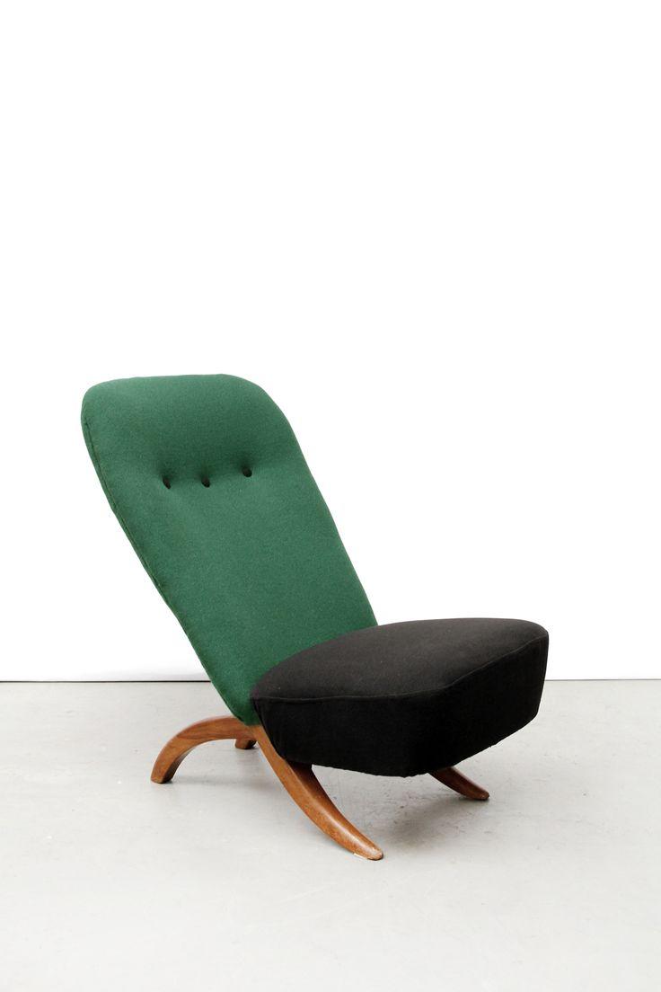 best artifort images on pinterest  lounge chairs armchair and  - artifort congo chair van theo ruth vintage design mid century modern retrointerior wwwvanons