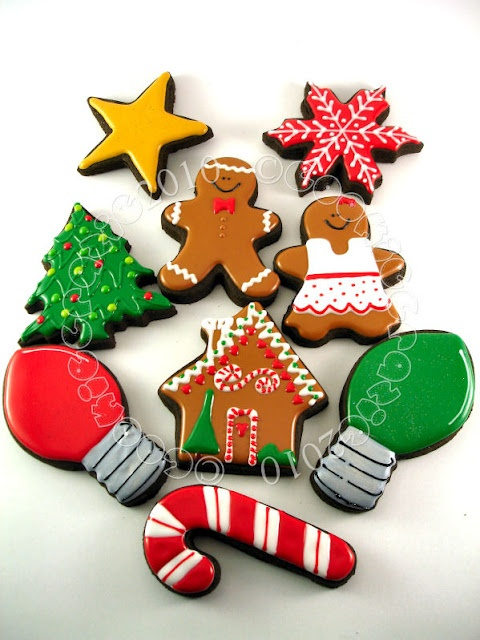 Inspiration picture of Christmas Cookies