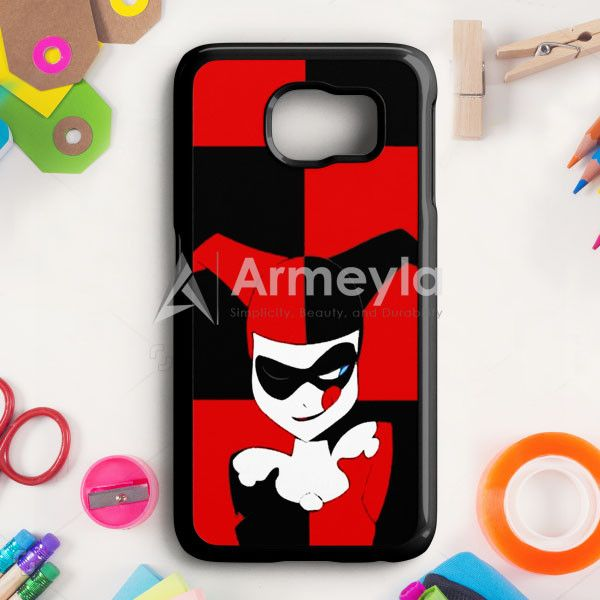 Harley Quinn Batman Arkham City Samsung Galaxy S6 Edge Plus Case | armeyla.com