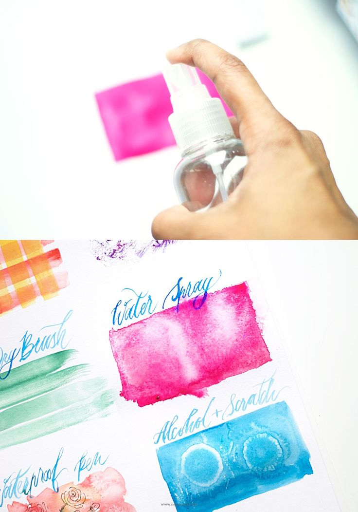 25+ best ideas about Easy Watercolor Paintings on ...