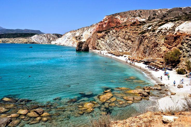 {Greece}: The Island of Milos