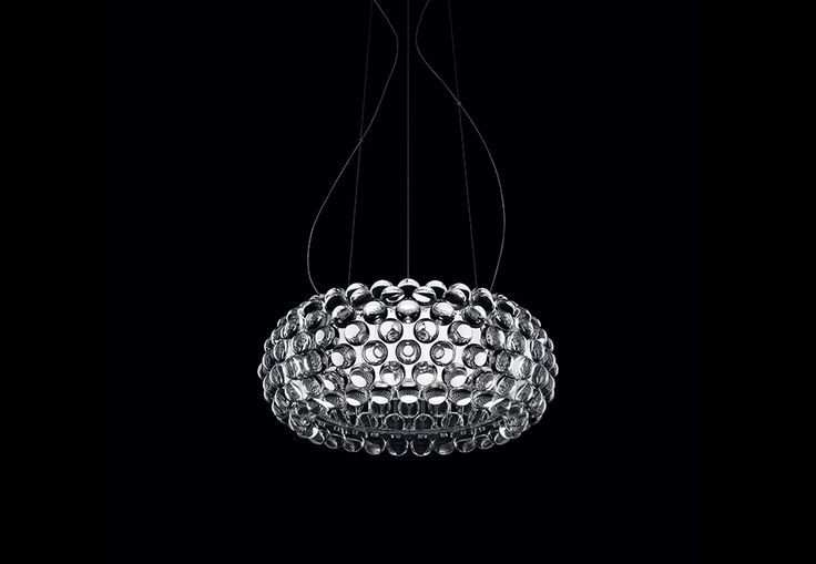 Foscarini | Caboche | Contemporary chandelier by Patricia Urquiola + Eliana Gerotto