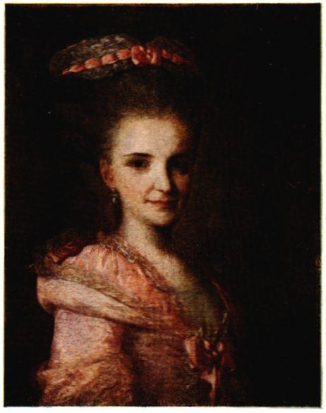 девушка в розовом платье любит и ждет моряка