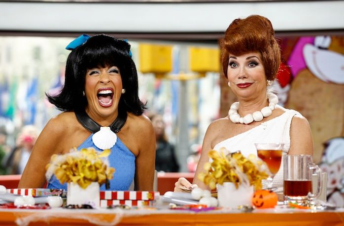 Happy Halloween!: See The Top 10 Best 'TODAY Show' Costumes of All Time! | Closer Weekly