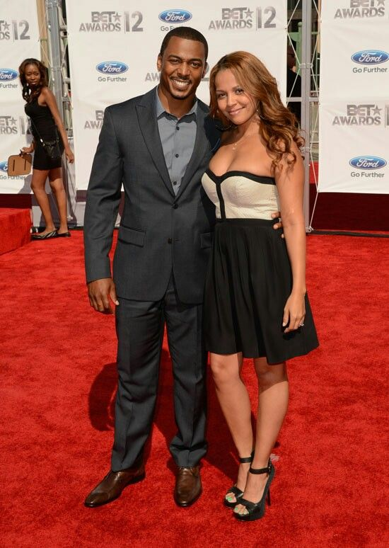 Ronreaco Lee And His Beautiful Wife Sheana Freeman Cute