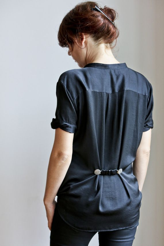 martingale amovible / clipshirt / jacket clip ???