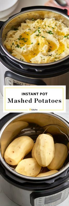 Now, the only cries heard about mashed potatoes around my table are about how good they turned out.