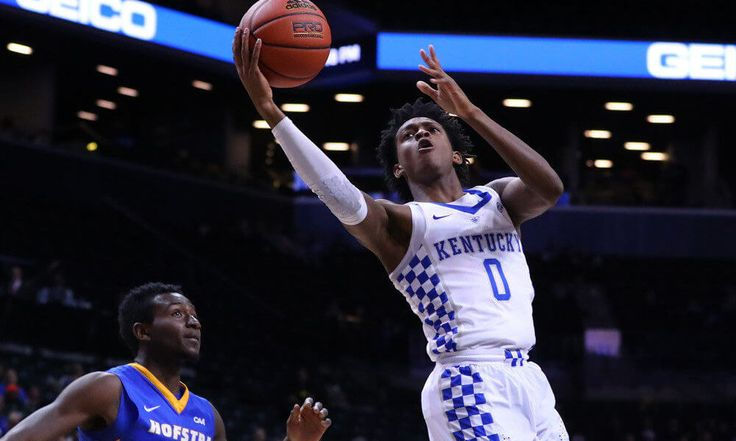 Kentucky's De'Aaron Fox will sign with agent and enter NBA Draft = Kentucky Wildcats talent De'Aaron Fox will enter the 2017 NBA Draft, a source told FanRag Sports on Monday. He will also be signing with an agent, which makes him ineligible to return to college. According to most reputable mock NBA Draft outlets, Fox is projected to be selected within…..