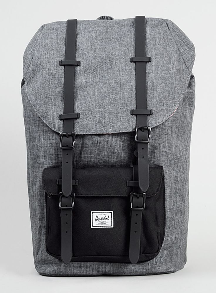 I chose this Little American black back pack from Topman as that not only is it really casual, it has some sophistication when the individual is carrying the necessities. The fashion that it represents is street fashion as that many carry back packs that are for casual days. This back pack works with the medium brown shirt and the sunglasses as that both are darker neutral colors, which complements each other. I would loosen the straps to give it a more street fashion feel.