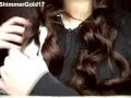 Heatless Sock Bun Curls! Save time in the morning and do your hair while you sleep!!! My kinda hair due!