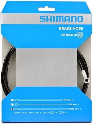 Cables and Housing 42335: Shimano Bh90-Sb Mtb Hydraulic Disc Brake Hose Kit 2000Mm Fits Xt M785 And Slxm675 -> BUY IT NOW ONLY: $35.95 on eBay!