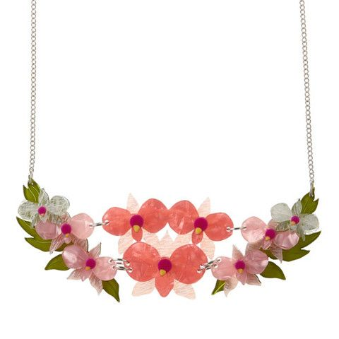 Erstwilder Limited Edition Cooktown Glory Necklace, $44.95 (AUD)