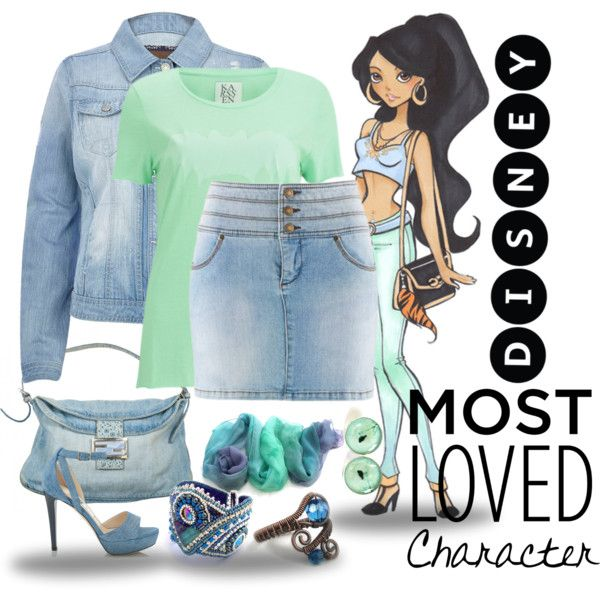 #fashion #polyvore #girly #women #spring #summer
