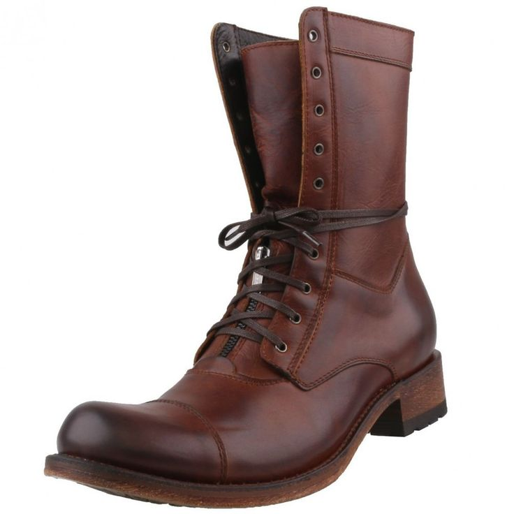Neu SENDRA BOOTS Herrenschuhe Stiefel Schnürstiefel Herrenstiefel Leder Schuhe    eBay