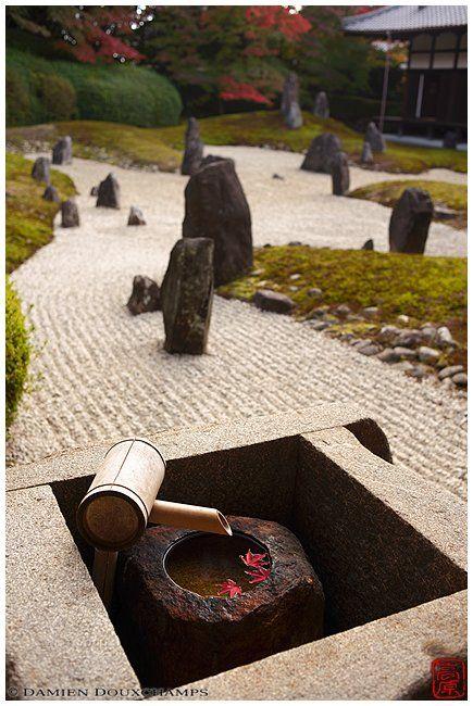 Komyo-in zen garden, Tofuku-ji Temple, Kyoto  ♥ Inspirations, Idées & Suggestions, JesuisauJardin.fr, Atelier de paysage Paris, Stéphane Vimond Créateur de jardins