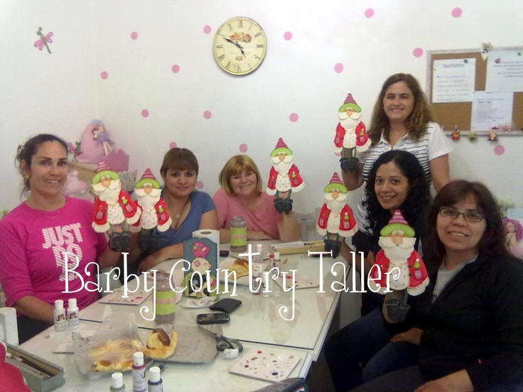 Taller Barby Country  Prof. Barby Schnabel  barbycountry@hotmail.com