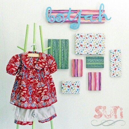 Style: Suri Fabric: Batik and Cotton  Check our IG: @botjah_id or Fanpage: Botjah for more detail ;)