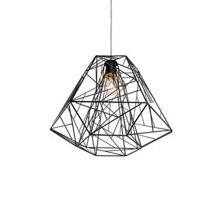 Varaluz Wright Stuff 1-light Black Pendant | Overstock.com Shopping - The Best Deals on Chandeliers & Pendants